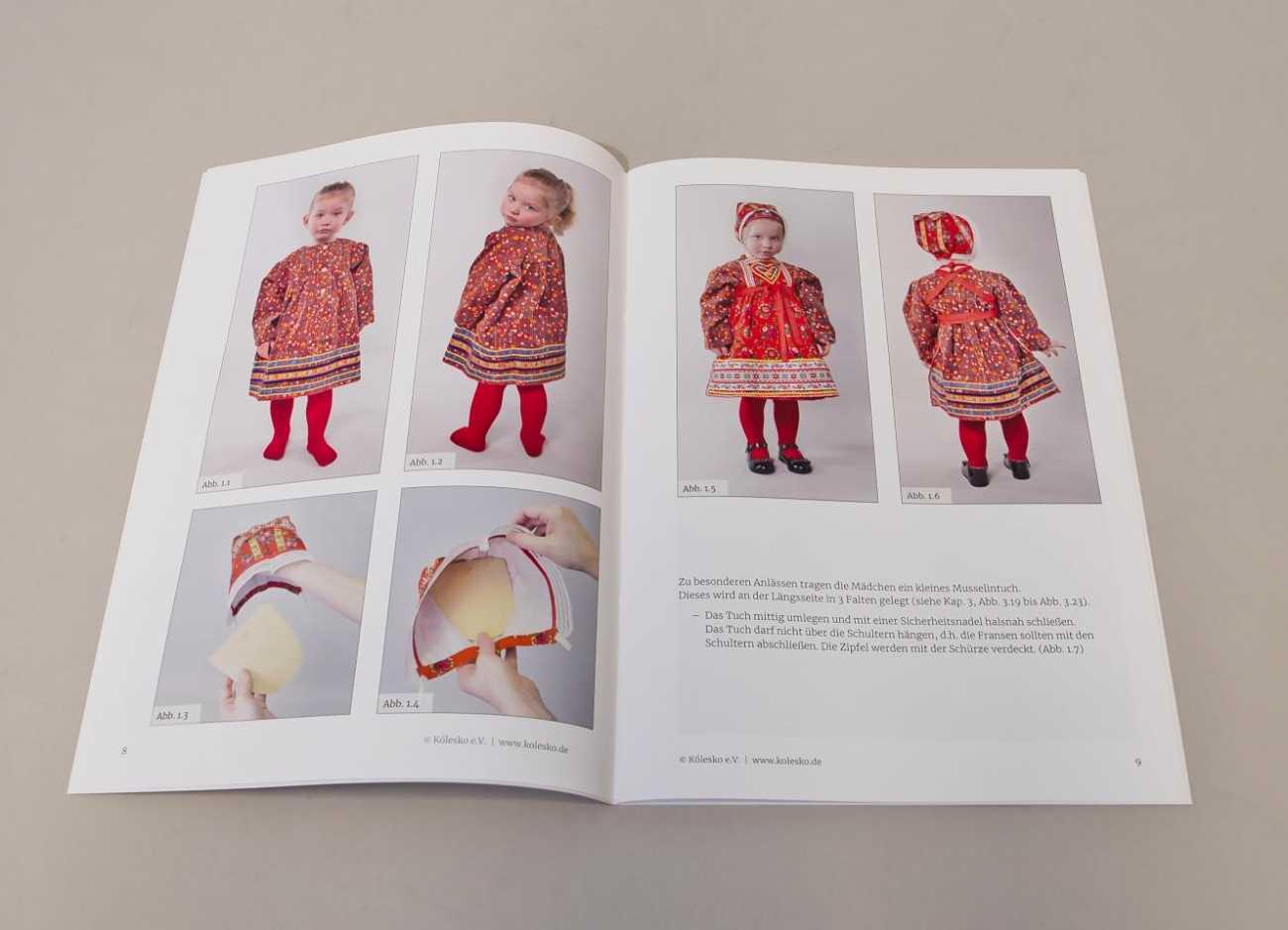 Gładźarnica - Die Schleifer Kindertracht